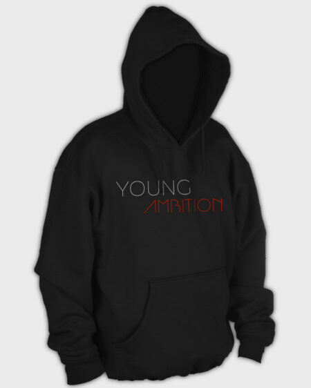 Young Ambition Hoodie Black