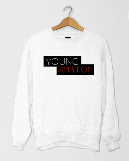 Young Ambition SShirt White