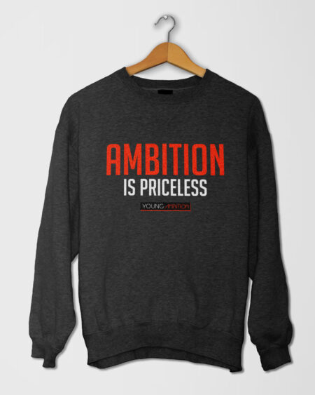 Ambition Is Priceless California Fleece