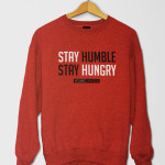 Stay Humble SShirt Red