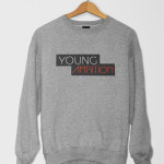 Young Ambition SShirt Grey