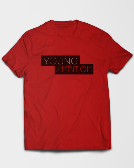Young Ambition Tshirt Red