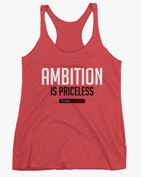 AIP Women Tank Top Red