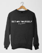 Bet On Yourself SShirt Black