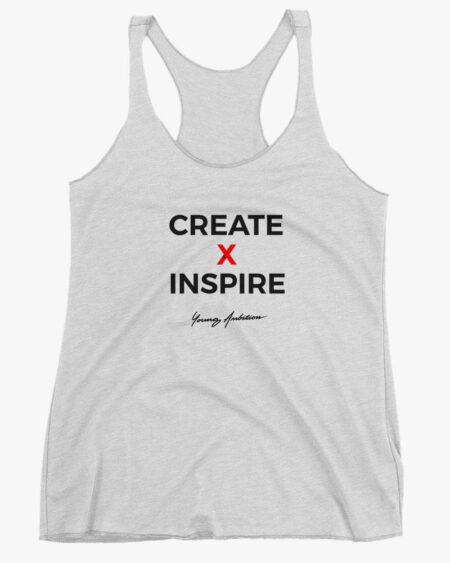Create x Inspire Women Tank Top