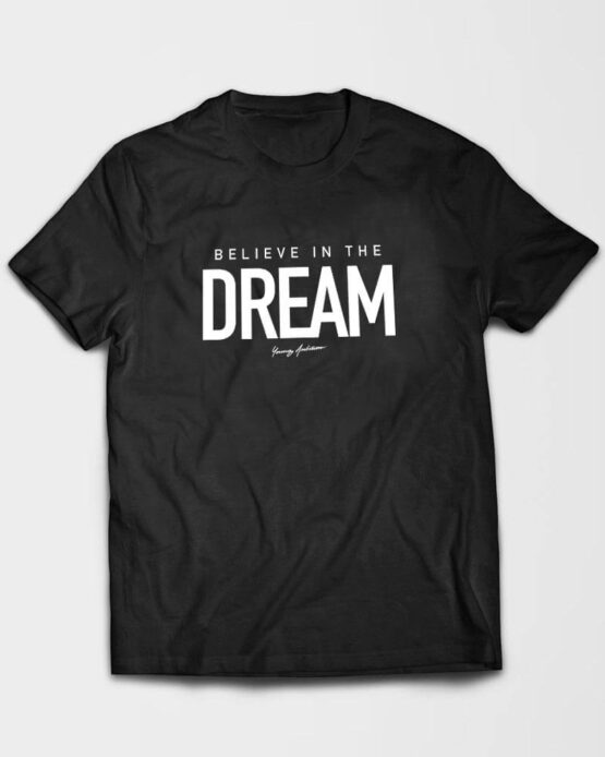 GCA-BelieveInDream-Black