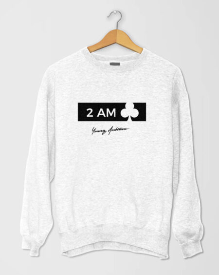 2AM Boxed Sweatshirt