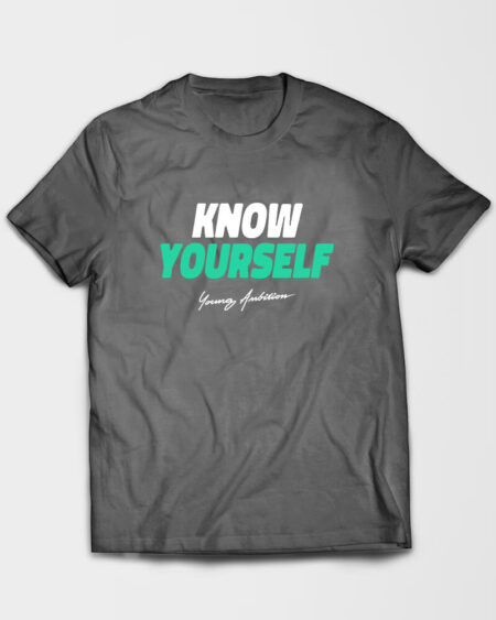 Know Yourself v3 T-Shirt