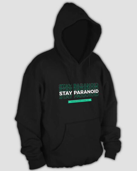 Stay Paranoid v1 Hoodie