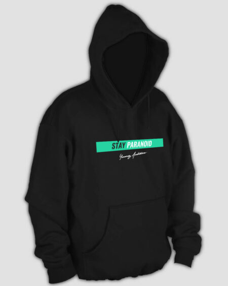 Stay Paranoid v2 Hoodie