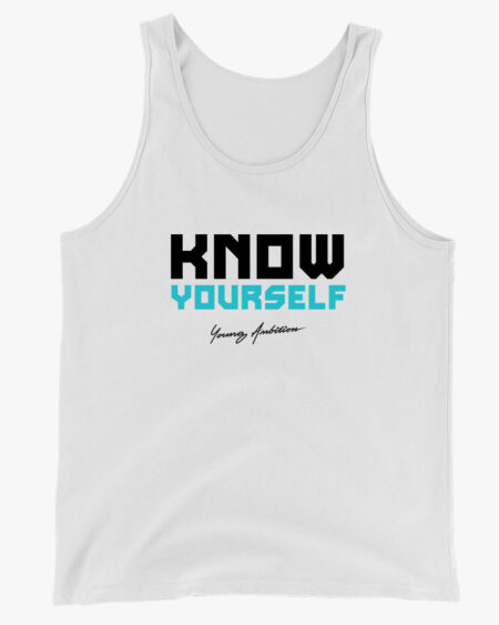 Know yourself v4 Men Tank Top