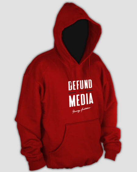 Defund the Media Hoodie
